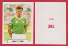 Eire David O`Leary Arsenal